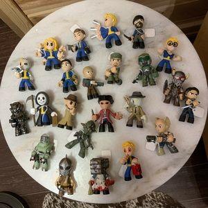 Funko bundle Fallout / Bethesda mini mystery 23